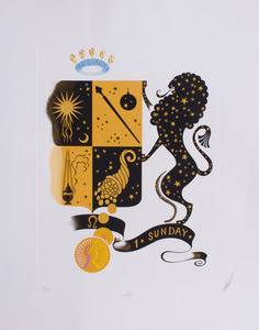 ERTE (1892-1990): THE ZODIAC