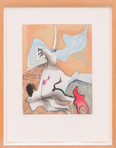 DOROTHEA TANNING (1910-2012): UNTITLED