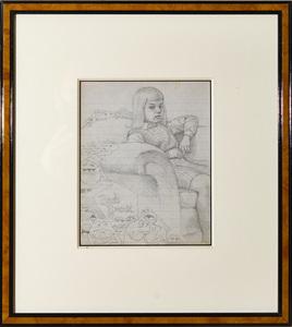 ATTRIBUTED TO ROBERT CRUMB (b. 1934): BARB BROCK