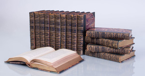 DE QUINCEY, THOMAS: THE WORKS, IN FIFTEEN VOLUMES