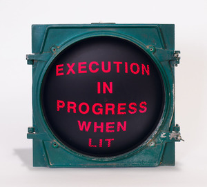 EXECUTION IN PROGRESS LIGHT