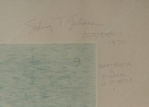 SIDNEY T. GUBERMAN (b. 1936): MARTYRDOM & FUNERAL OF ST. URSULA