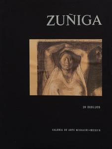 FRANCISCO ZUÑIGA (1912-1998): 20 DIPUJOS: TWO PORTFOLIOS