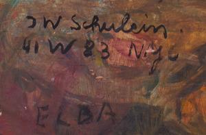 JULIUS WOLFGANG SCHULEIN (1881-1970): ELBA