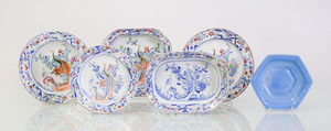 MASON'S IRONSTONE TWENTY-NINE-PIECE PART DINNER SERVICE