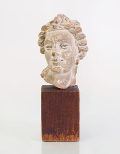TERRACOTTA BUST OF A WOMAN, AFTER THE ANTIQUE