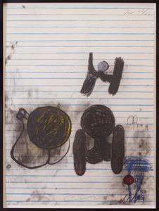 TERRY WINTERS (b. 1949): PRIMER