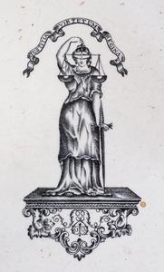 VICTORIAN LARGE BRASS SCALE, W. & T. AVERY, BIRMINGHAM