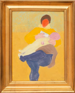 SALLY MICHEL (1902-2003): BOTTLE BABY