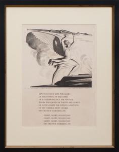 ROCKWELL KENT (1882-1971): GLORY, GLORY, HALLELUJAH