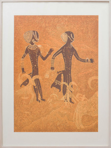 DOUGLAS MAZONOWICZ (1920-2001): THE HAND OF MAN: NINE PLATES