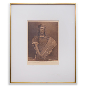 Edward Curtis (1868-1952): The North American Indian Portfolio: Eleven Plates