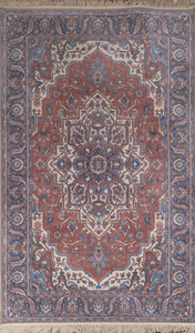 Karastan Machine Woven Carpet of Persian Design