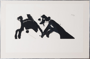 ROBERT MOTHERWELL (1915-1991): DANCE