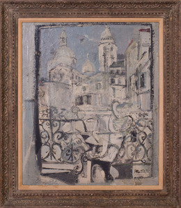 JEAN-PAUL BRUSSET (1909-1985): PARISIAN VIEW