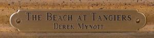 DEREK MYNOTT (1925-1994): BEACH AT TANGIER