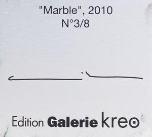 CAMILLE BLIN (b. 1985): MARBLE