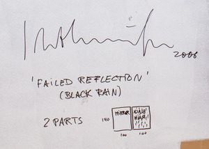 20TH CENTURY SCHOOL: FAILED REFLECTION (BLACK RAIN)