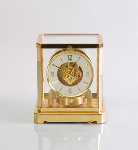 JAEGER LE-COULTRE BRASS ATMOS CLOCK