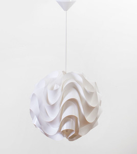 ACRYLIC WHITE PENDANT LIGHT