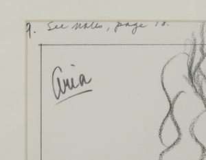 ANTONIO LOPEZ (1943-1988): ARIA; ANIKA; ANISE; AND ABBY
