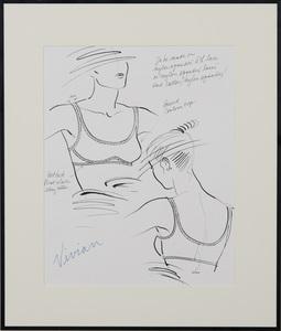 ANTONIO LOPEZ (1943-1988): CATHY; TIANA; BETTY; LILA; JUNE; AND VIVIAN