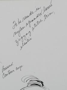 ANTONIO LOPEZ (1943-1988): BRENDA; NINA; SUSAN; AND PAT