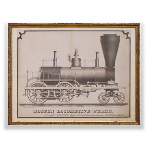 American School: Boston Locomotive Works