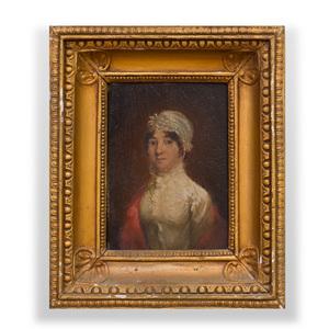 English School: Portrait of Mrs. Mattocks
