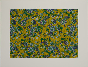ANTONIO LOPEZ (1943-1988) AND JUAN RAMOS (1942-1995): SIX FABRIC SAMPLES