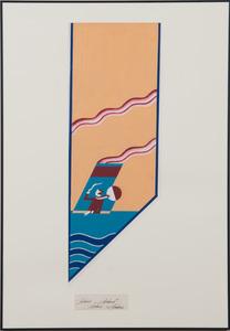 ANTONIO LOPEZ (1943-1988): DECO OCEAN LINER