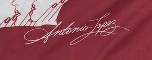 ANTONIO LOPEZ (1943-1988) AND JUAN RAMOS (1942-1995): FOUR SCARVES
