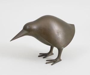 G. Alan Wright (b. 1927): Brooding Bird