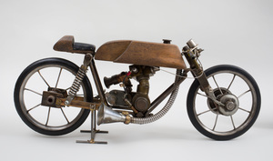 John Gallagher: Two Motorcycle Models
