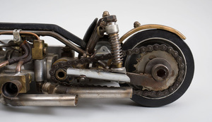 John Gallagher: Motorcycle 15; and Motorcycle 9