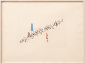 FRANCIS ALŸS (b. 1959): THE MODERN PROCESSION