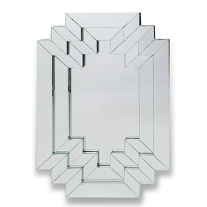 SHAPED GEOMETRIC MIRROR, MODERN