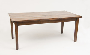 AMERICAN CHESTNUT FARM TABLE