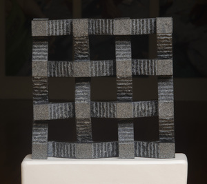 JESÚS MOROLES (1950-2015): GRANITE WEAVING