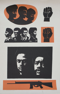 ELIZABETH CATLETT (1915-2012): HOMAGE TO THE PANTHERS