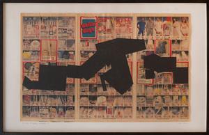 ANNE DORAN (b. 1957): BLACK MONDAY