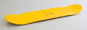 JEFF KOONS (b. 1955): MONKEY SUPREME X SKATEBOARD DECK