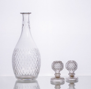 GROUP OF BACCARAT TABLE WARES