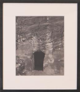 LINDA CONNOR (b. 1944): ANCIENT ENTRANCEWAY