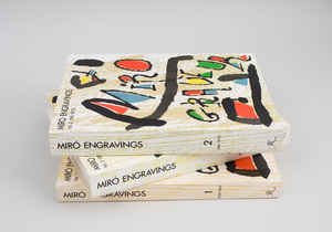 MIRO ENGRAVINGS VOL. I-III