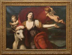 ATTRIBUTED TO GUIDO RENI (1575-1642): EUROPA AND THE BULL