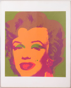 AFTER ANDY WARHOL (1928-1987): MARILYN
