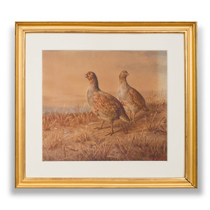 Frank Paton (1855-1909): A Pair of Grouse