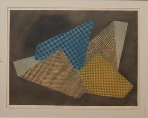 ARTHUR PIZA (b. 1928): UNTITLED; UNTITLED; AND UNTITLED