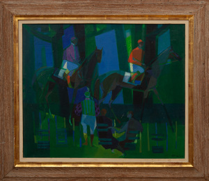 CAMILLE HILAIRE (1916-2004): CHANTILLY